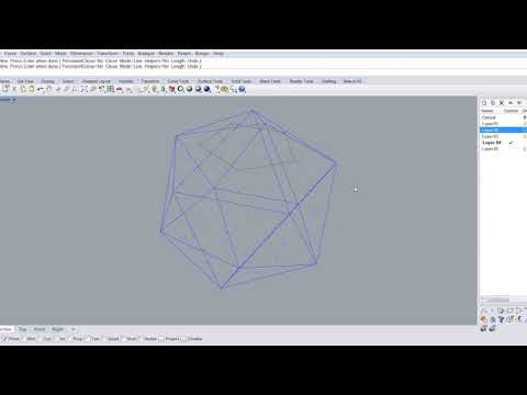 Holographic Reflection within Platonic Solids  Part 2