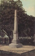 The Monument on the Battlefield of San Jacinto (1910)