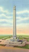 The San Jacinto Memorial Shaft