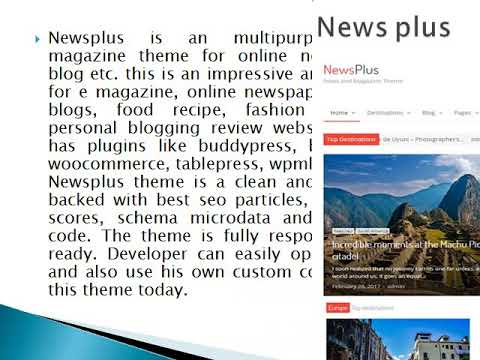 Personal Blog Wordpress Theme  - Wp Web Themes