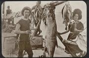 Couple Fishing Near Houston