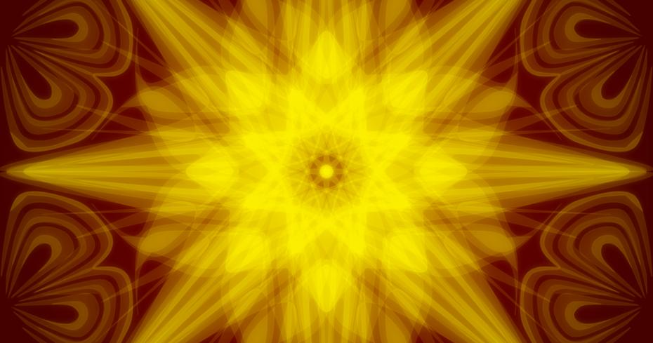 red_yellow starburst