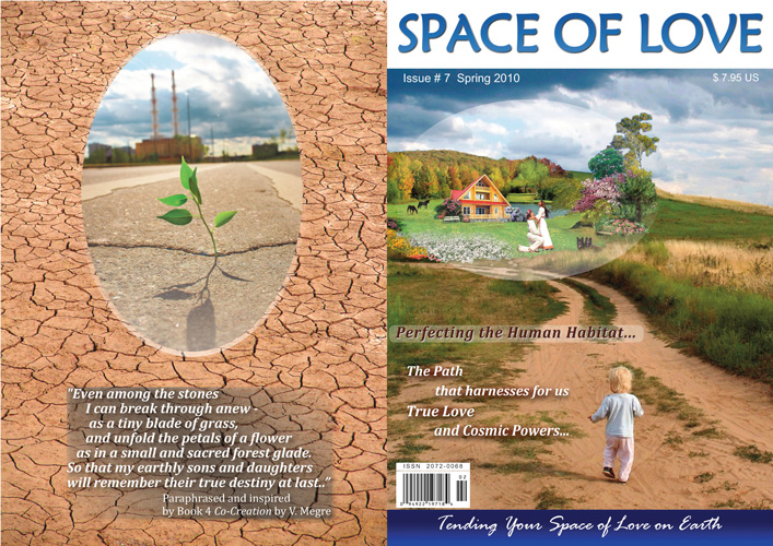 Space of Love Magazine, Issue #7