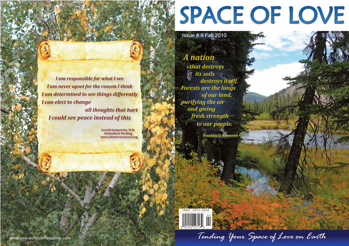 Space of Love Magazine, Issue #9