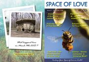 Space of Love Magazine, Issue #1