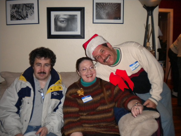 2010 Bad Sweater Christmas Party