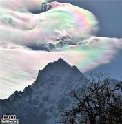 unusual cloud
