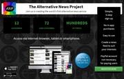 The Alternative News Project!