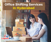 Top Office Shifting and Relocation Services in Hyderabad City - LogisticMart