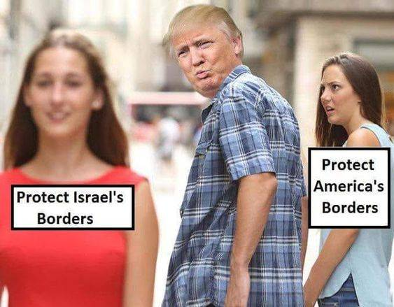 Protect the border