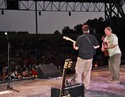 Joe Maniscalco and John Baldwin -- VB Amphitheater 10/16/10