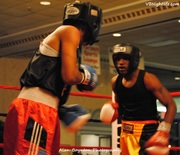 Friday Night Golden Glove Boxing at the Cavalier