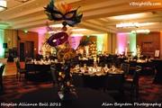 Hospice Alliance Masquerade Ball At The Westin Town Center.