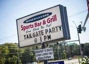Boneshakers Tailgate Party 2014 By Nancy Balogh