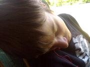 Lorenz che dorme
