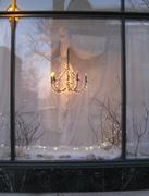 winter light landscape