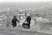Paterson, N.J. from Garret Mt; Easter 1967