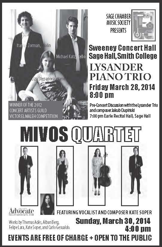 MIVOS+ Lysander Trio