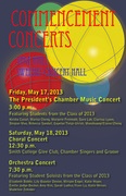 Smith Commencement Concerts