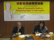 Role of Community Radio in Right To Information