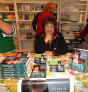 Eastern State Exposition book signing   10-29-12