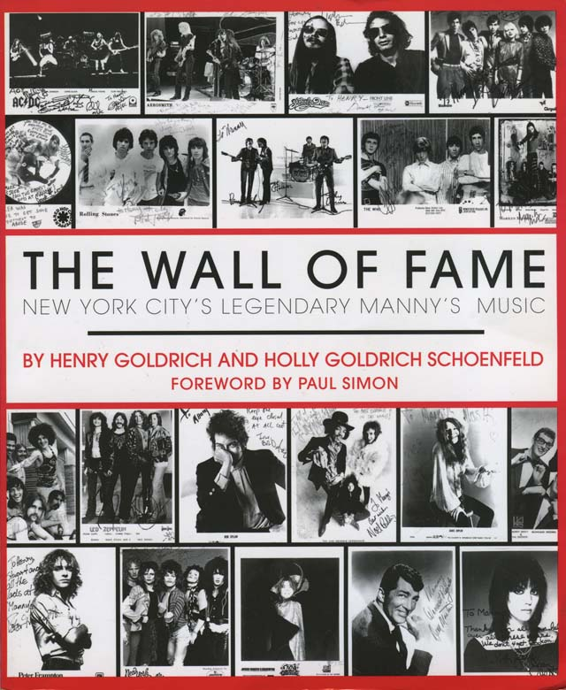 The Wall of Fame Book Cover