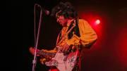 Jimy Bleu as Jimi Hendrix