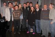 Ira Newborn's students at NYU and Hugh McCracken, David Spinozza, Will Lee, Robbie Kondor, Chris Parker...who am I missing?