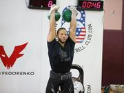 WKC World Kettlebell Lifting Championships - Chicago 2012