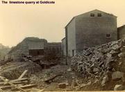 Ettington Limeworks also known as Golidicote Quarry