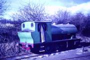 Byfield Ironstone Co Locomotive
