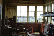 Woodford West Junction signal box