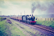 FinaltrainpassesCliffordSidings24thApril1965-2