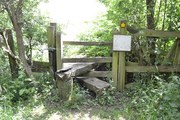 SMJ Footpath Stile Bidford 22 June 2014a