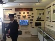 SMJR Dislay at Towcester Museum