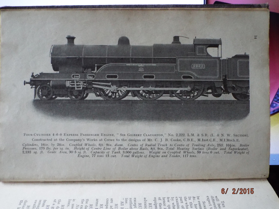 Locomotive Management from Cleaning to Driving (Example 1)