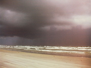 Storm at the beach taken with QuickTake 200