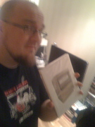 Me and the DVD
