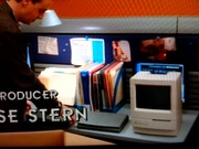 Mac TV sighting NCIS