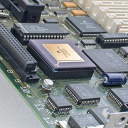 Macintosh SE/30 Logic Board - Socketed CPU