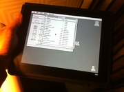 Touchscreen Classic Mac on iPad