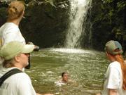 Maunawili Falls Swimming Hole