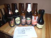 Pivní degustace pro nezadané aneb průřez pivními styly