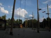 Lanový park Proud 18.7.2013