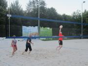 Beachvolejbalový turnaj - srpen