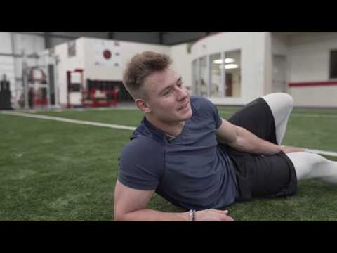Mariners Jarred Kelenic Full Specialized Baseball Workout