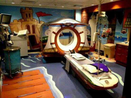What do you think of this pediatric CT scanner?