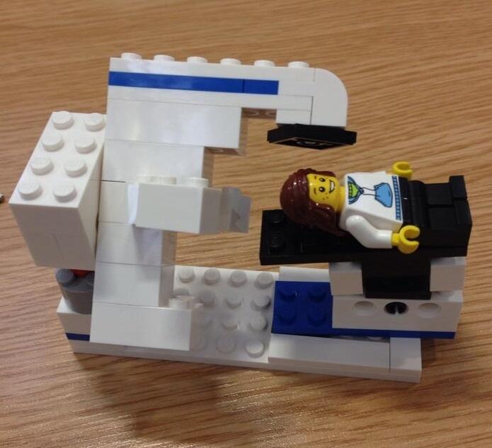 Fluoro Lego Version