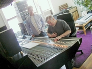David Baker mixing to half inch 1997