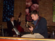 Tony DePaolis and Andy Bianco performing @ Gullifty's in Oct. 2007.